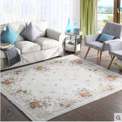 High Quality Big Living Room Carpet Kid Room Floor Mat Thick Bedroom Rug For Home Decor and Prayer Blanket