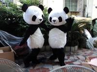 Panda Bear Mascot Costume Fancy Dress Adult Suit Party Dress