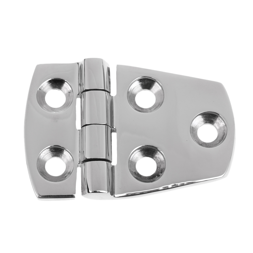Image 1 - Strong Durable Marine 316 Stainless Steel Boat Door Hinge 2.24' x 1.5'-in Marine Hardware from Automobiles & Motorcycles