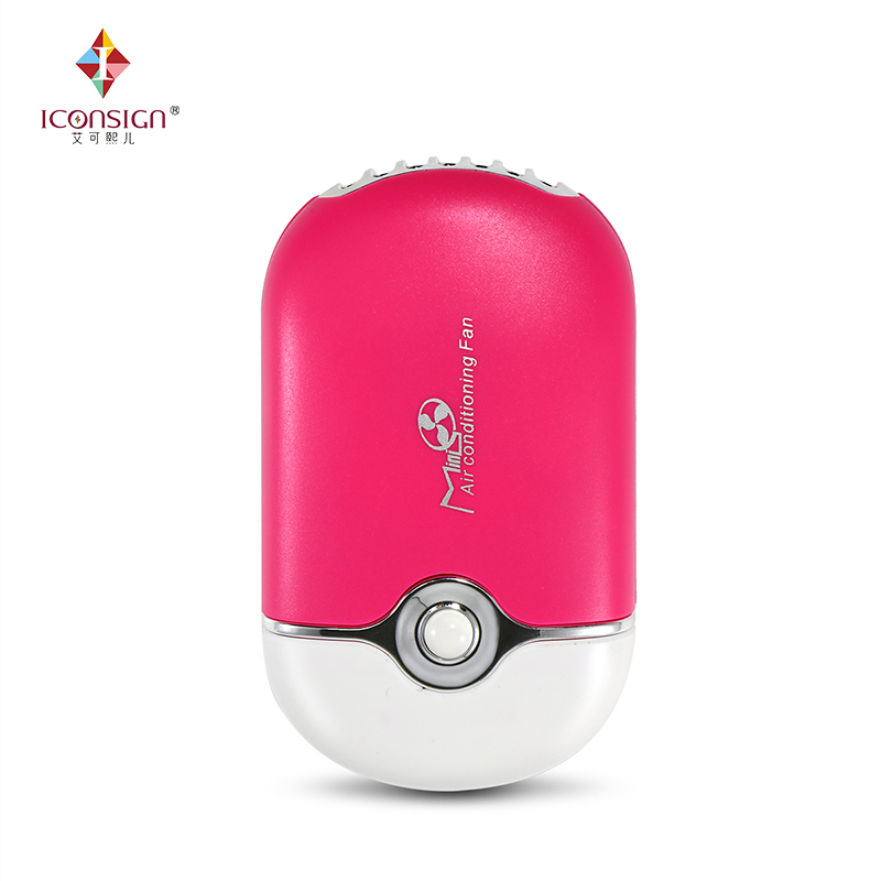 Starscolor Wholesale Price 30 pcs/lot mini portable fan USB charging eyelash fan for blow glue smell