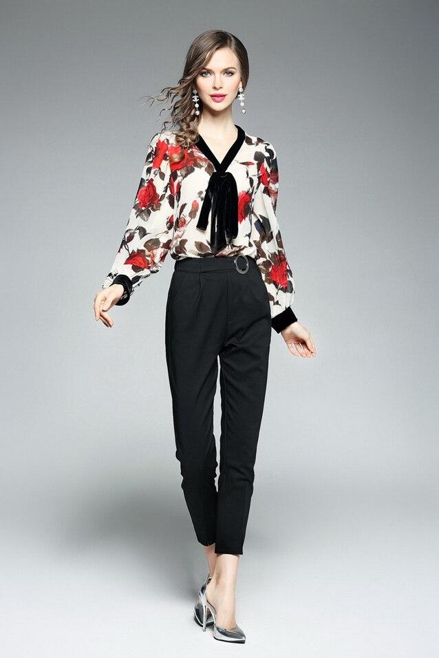Ladies Capri Pant Sets Promotion-Shop for Promotional Ladies Capri ...