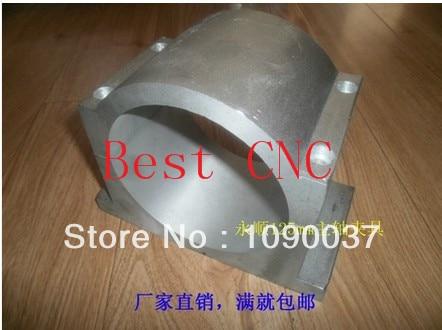 125mm spindli padrun Spindli mootor kinnitus Spindli padrun CNC ruuteri spindli kinnituste jaoks 125 mm
