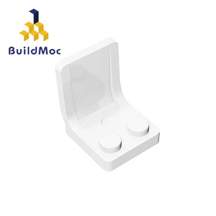 BuildMOC 4079 Minifigur Utensil Sitz Stuhl 2x2 Dicke Für Bausteine Teile DIY LOGO Pädagogisches Kreative geschenk Spielzeug