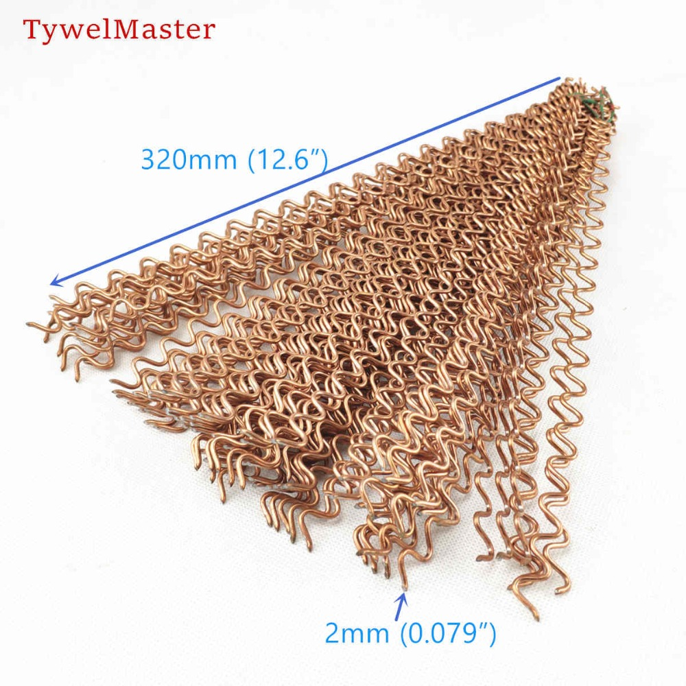 Dent Wiggle Wave 100pcs Wiggle Panel 2mm Long Diameter Wire Wires Car 320mm Puller Spot Pulling Welding Pulling Dent Repair