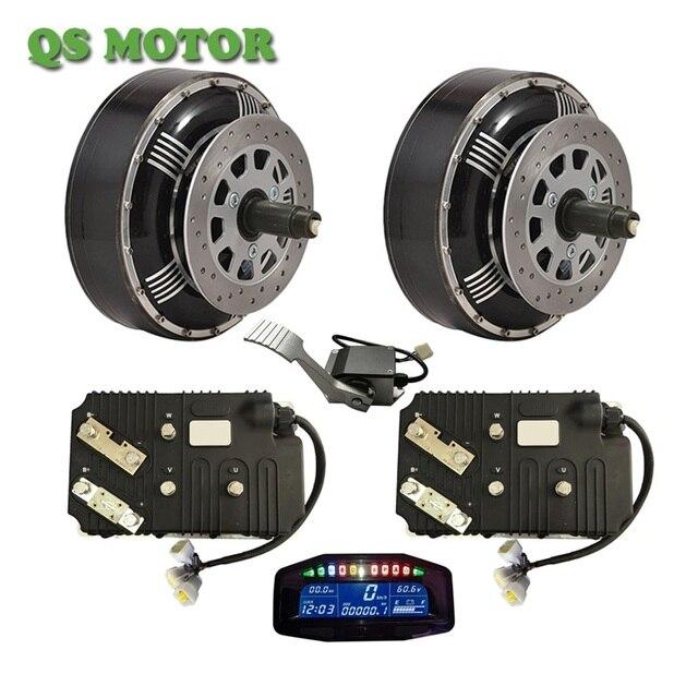 4wd 8000w 96v Small Electric Car Hub Motor Conversion Kits
