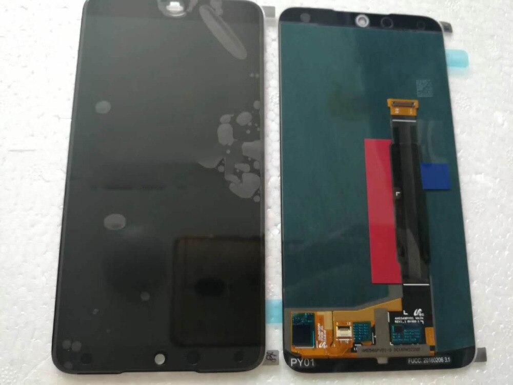 Pour Meizu 15 MX 15 M881Q M881C M881M Snapdragon 660 Super AMOLED écran LCD + écran tactile numériseur