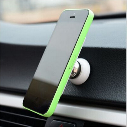 Car-Styling Pad Mobile Phone Holder Magnetic Bracket For Cadillac CTS XTS SRX ATS CT6 ESCALADE