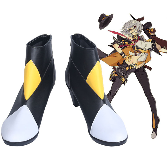 abcd8cdeddecd US $38.25 15% OFF|Game Girls Frontline Cosplay Costume Shoes Halloween  Christmas Party Boots New Hand Made-in Shoes from Novelty & Special Use on  ...