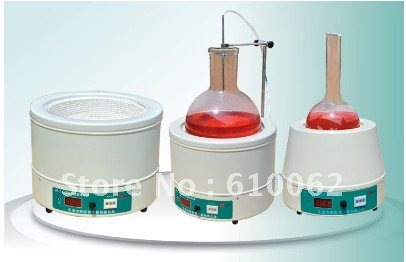 250ml Digital Show Temp-constant & Temp Setting Heating Mantle, Free Shipping! (Lab instrument) цена