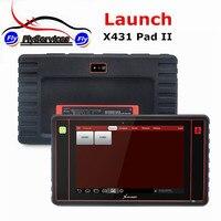 100% Оригинал Старта X431 PAD II Wi Fi и Bluetooth Обновление На Официальном Вебсайте Launch X 431 PAD 2 Авто Код Сканер