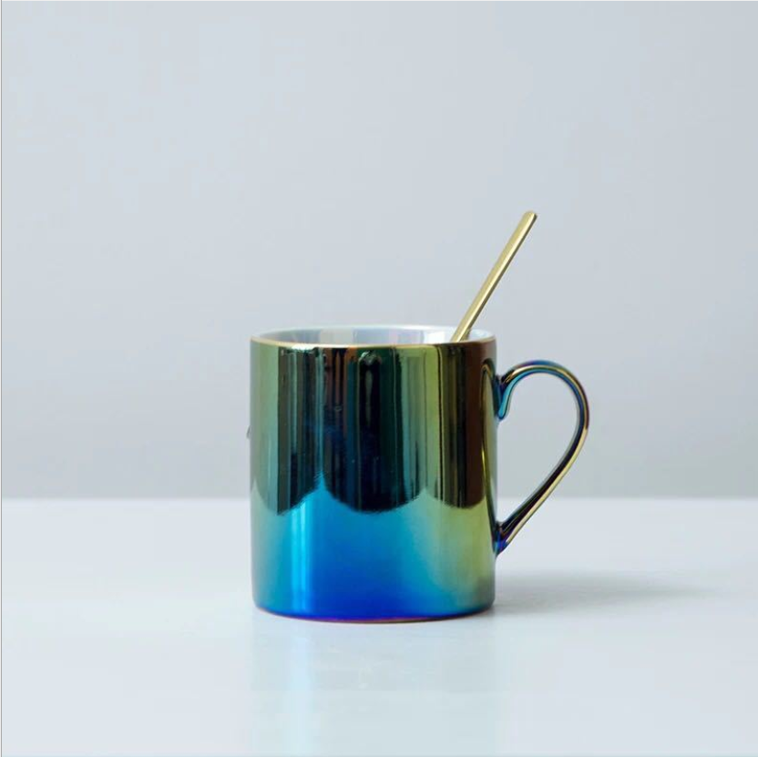 Symphony Ceramic Mug Office Coffee Cup Water Glass Home Ceramic Cup Funny Mugs Drinkware For Kitchen Supplies in Mugs from Home Garden