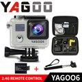 """Mais novo Original yagoo6 20MP Câmera de Ação WI-FI Full HD 1080 P 30FPS 2.0 """"LCD Mergulho 30 M À Prova D' Água Esporte Camera mini DV cam"""