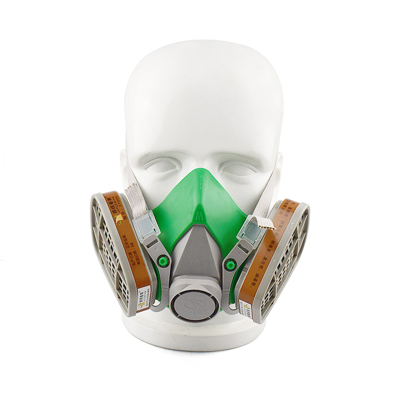New Gas Safety Protection Mask Special Dust-Proof Masks Spraying Formaldehyde Chemical Carbon Protective Needed new gas safety protection mask special dust proof masks spraying formaldehyde chemical carbon protective needed
