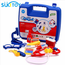 Doctor Box Toys Medical Kit Pretend Play Simulation