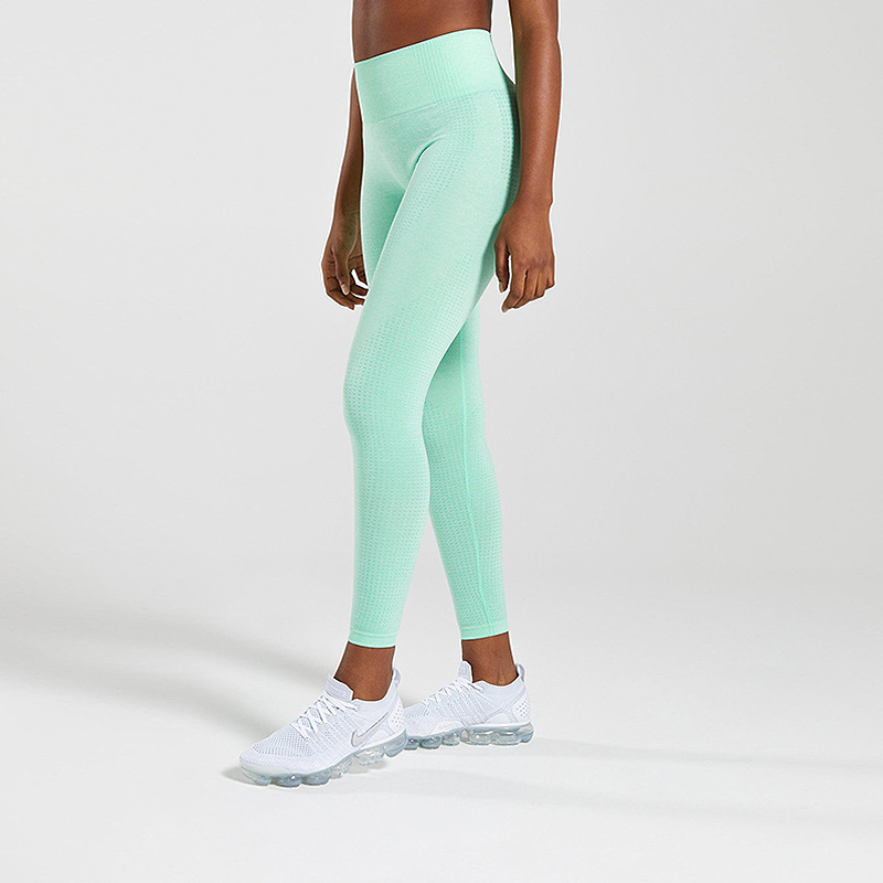 2019 New Vital Women Seamless Leggings Gym Women Fashion Active Wear Fitness Yoga Pants Girl Sport Leggings