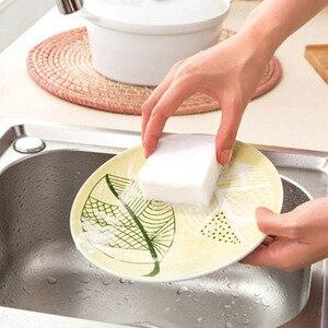 Image 2 - מלמין קסם ספוג עבה טק חזק טיהור ניקוי מקלדת מנקה מטבח accessorie כביסה ספוגים