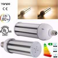 Bombilla LED tipo mazorca de maíz, de alta potencia, impermeable, E26, E27, E40, E39, 40W, 45W, 50W, 55W, 65W, 75W, IP64, 1 Uds.