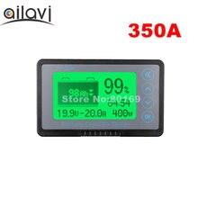 DC12-72V 350A тестер емкости батареи TF03K TTL232 пользовательский кулометр с функцией связи для RV