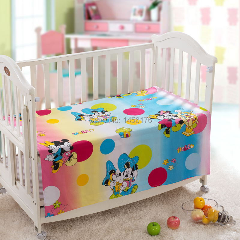 Merveilleux 100% Cotton Baby Cartoon Design Small Bed Sheets Cute Mickey Rabbit Pattern  Such As Snow White Bedsheet In Sheet From Home U0026 Garden On Aliexpress.com  ...