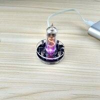 Relógio integrado do tubo do fulgor de 1 bit de dykb para o tubo do fulgor do relógio de in14 in 14 ds3231 nixie construído no módulo do impulso|null| |  -