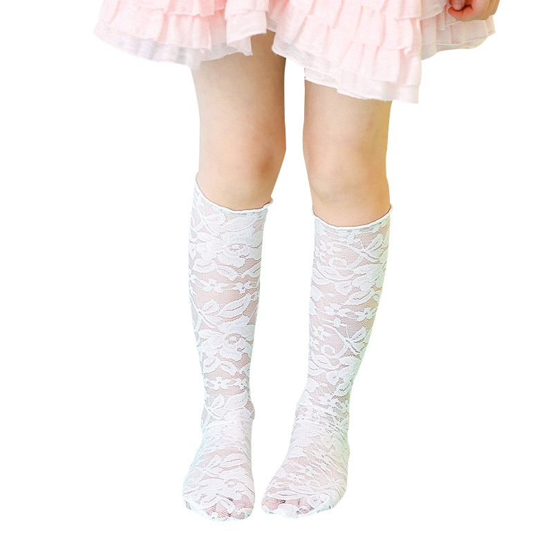 Summer Kids Socks Fashion Girls Knee High Socks For Children Baby Socks With Lace Wholesale Infant Socks 1-6 YearsSummer Kids Socks Fashion Girls Knee High Socks For Children Baby Socks With Lace Wholesale Infant Socks 1-6 Years
