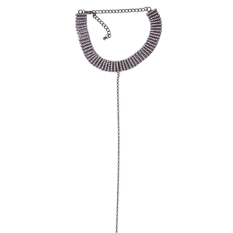 HTB1.te9QVXXXXXnXFXXq6xXFXXXN Crystal Rhinestone Choker Necklace – Various Styles