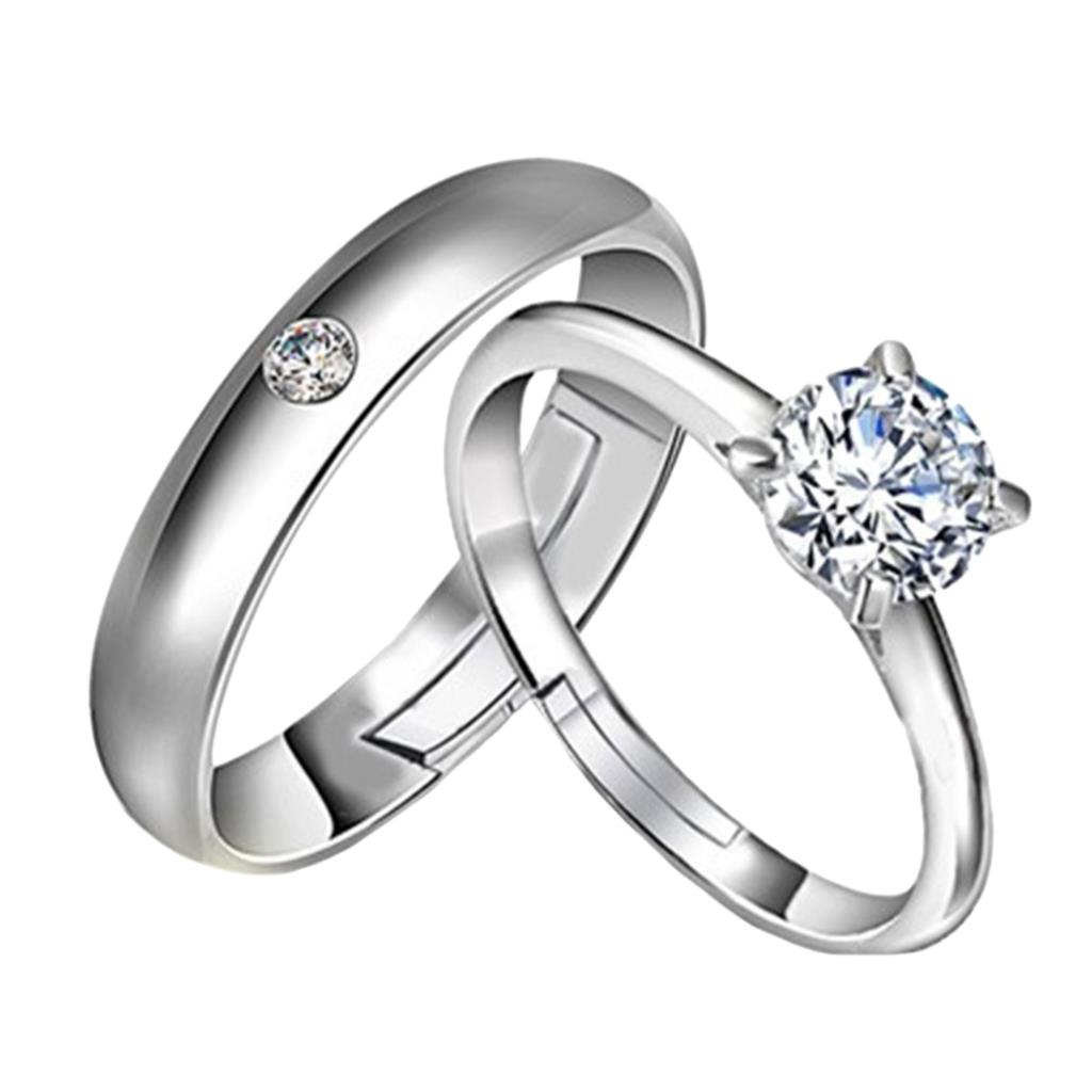 Online Get Cheap Couples Promise Rings -Aliexpress.com | Alibaba Group