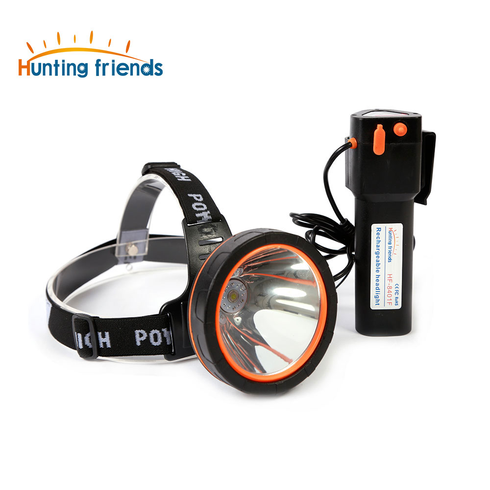 12pcs/lot High Power Headlamp 18650 Rechargeable Head Torch LED Waterproof Flashlight Forehead for Fishing Hunting Camping Lamp