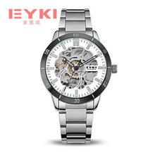 Fashion brand horloge jonge man sterke bloke sophisticate horloge cool stijl mechanisch horloge cutting edge