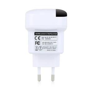Image 2 - 2,4 ГГц, 300 Мбит/с, Беспроводной Wi Fi роутер, усилитель сигнала, шифрование Wps с вилкой EU/US/UK/AU