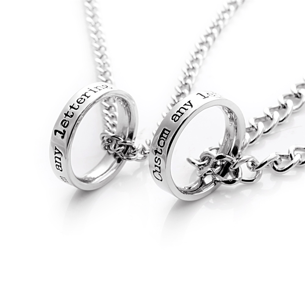 Customized Friendship Necklaces Cheap