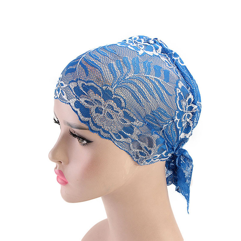 Able Women Cap Polyester Lace Floral Muslim Ruffle Cancer Chemo Hat Beanie Turban Head Wrap Cap New Fashion Design 2019 New Hot M5 Do You Want To Buy Some Chinese Native Produce?