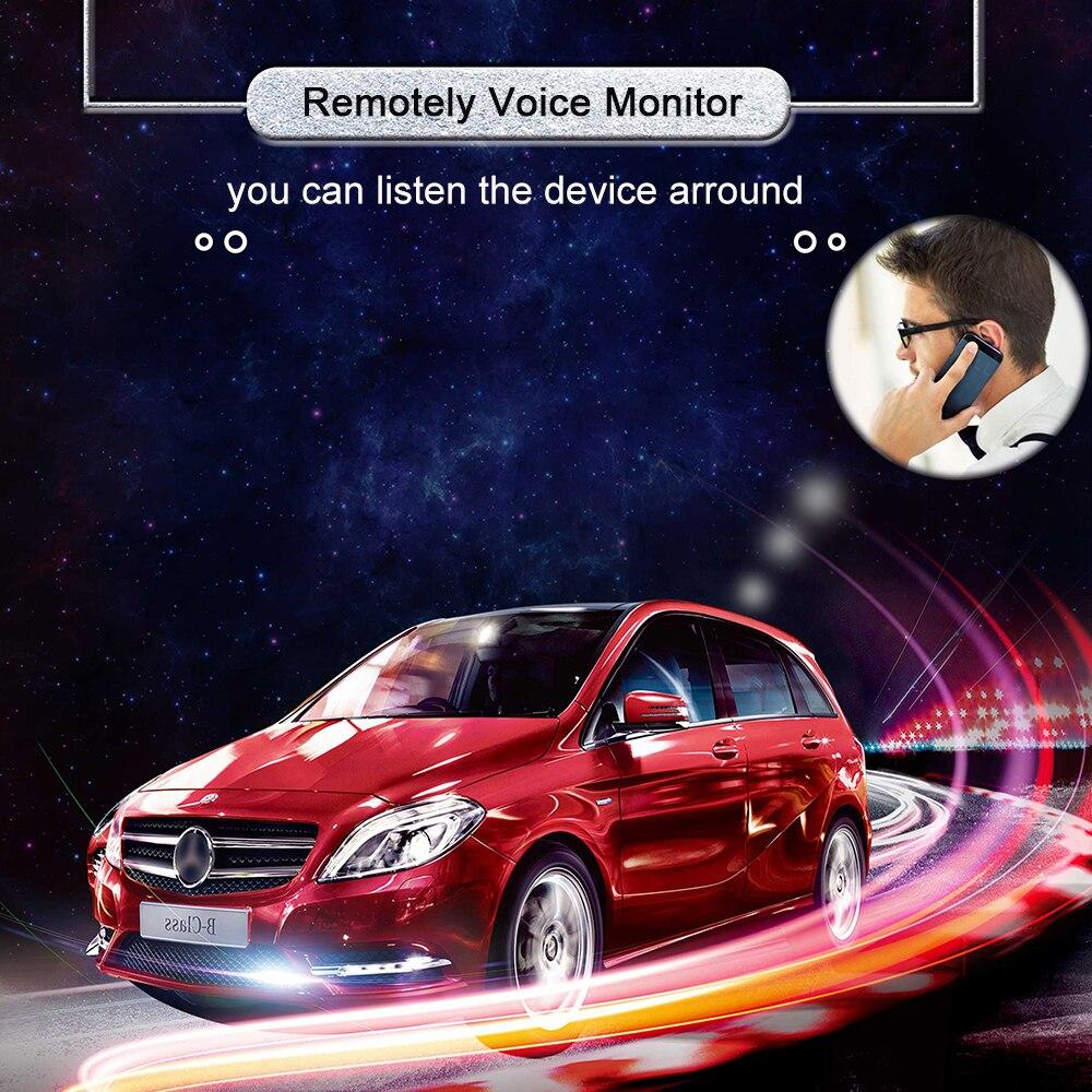 Traqueur GPS 3G TKSTAR TK905 traqueur GPS voiture 60 jours en veille étanche GPS traqueur de véhicule Auto aimant moniteur vocal APP gratuite - 4