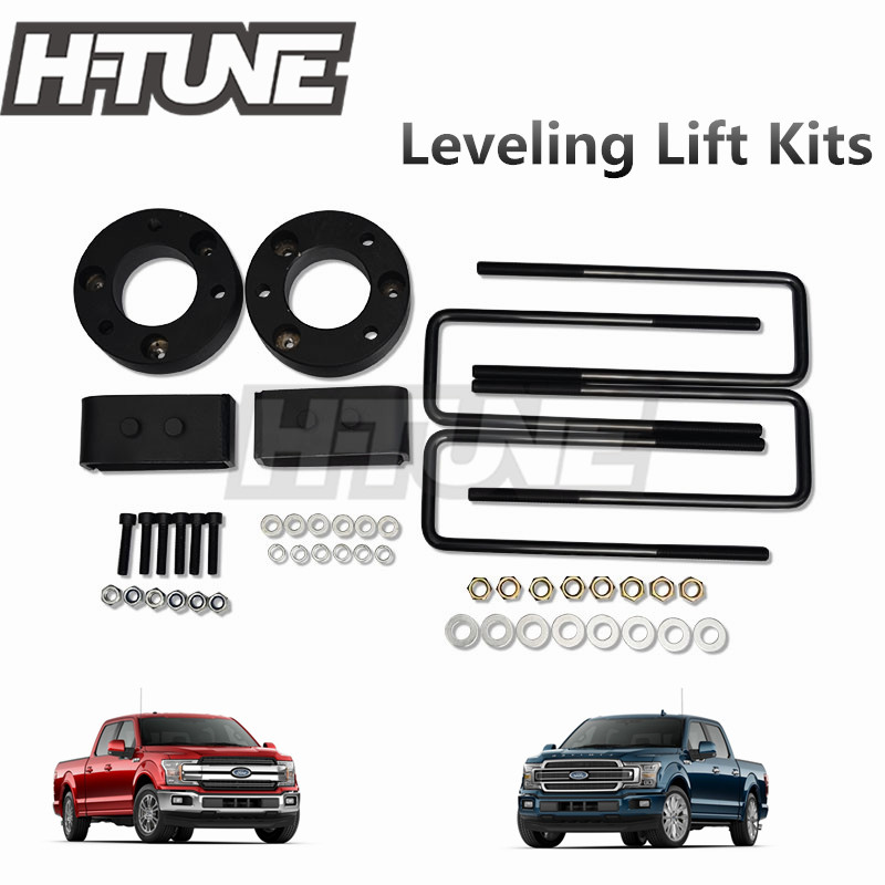 H TUNE 2 5 Front and 2 Rear Leveling Lift Kits For F150 2WD 4WD 2009