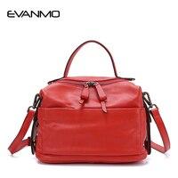 Натуральная сумочка из натуральной кожи Сумки из натуральной кожи красные женские большие сумки через плечо женские сумки мессенджеры Пов