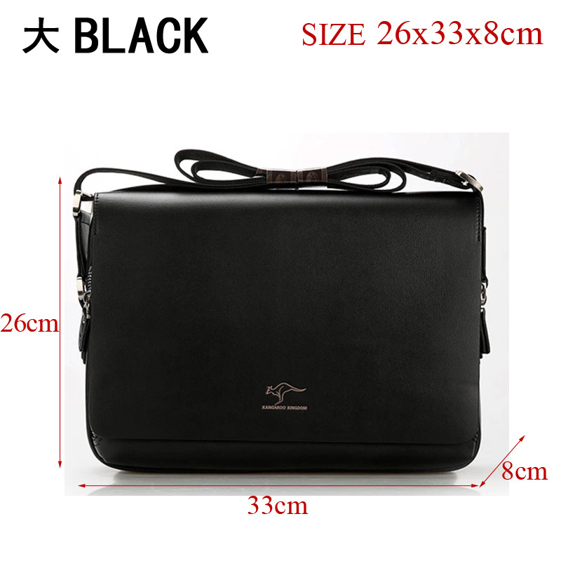 Size 26x33x8cm Black
