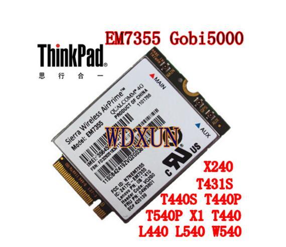 Qualcomm 4G LTE Module WWAN card Gobi6000 For Sierra
