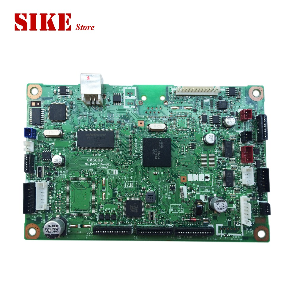 Free shipping Main board For Brother MFC-7360 MFC 7360 MFC7360 Formatter board Mainboard On sale free shipping main board for brother dcp 7055 dcp 7057 dcp 7060d 7060d 7060 7057 7055 formatter board mainboard on sale