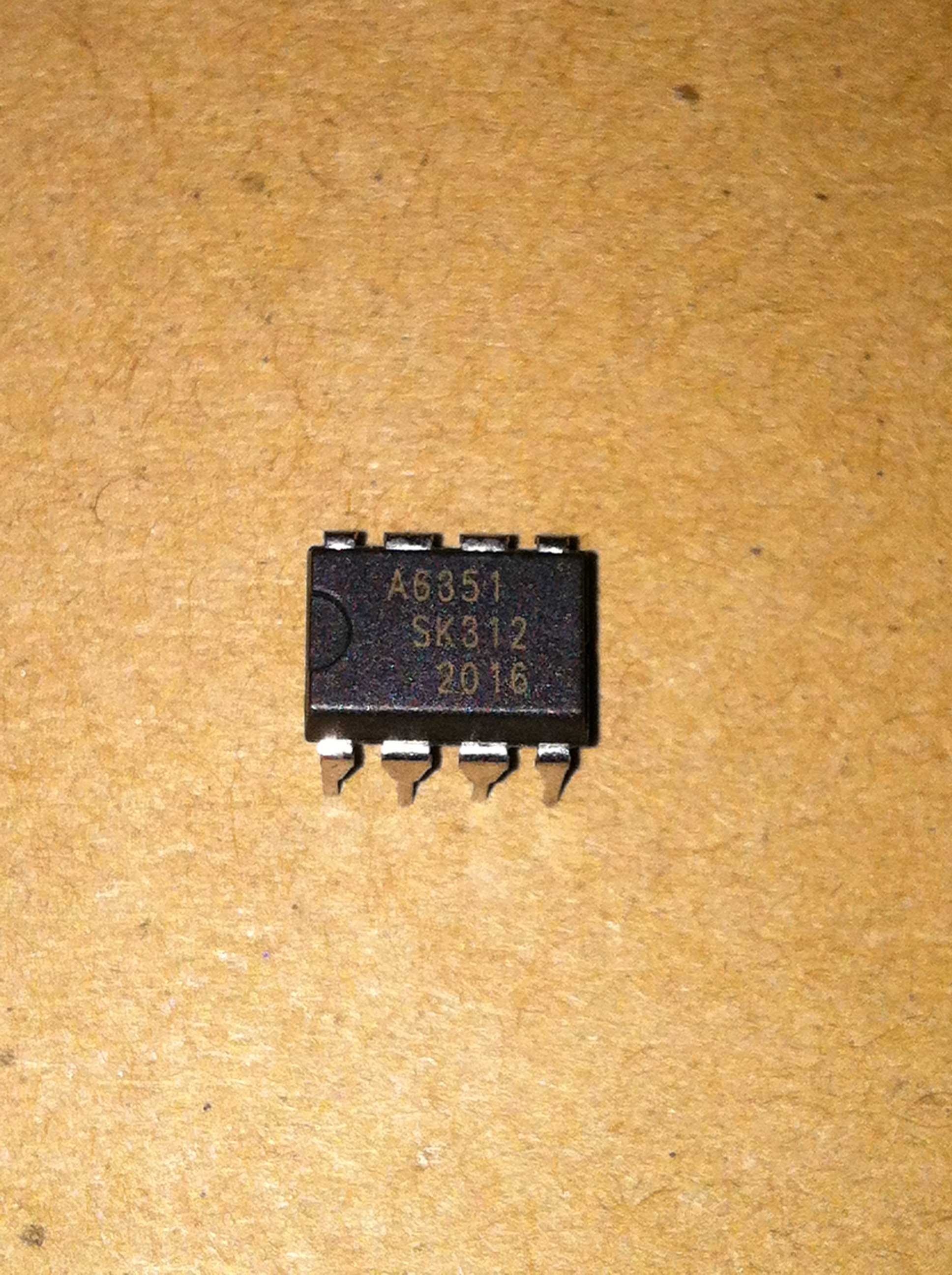 Us Stock 2pcs Str A6351 A6351a Dip 8 Power Pwm Controller Ic
