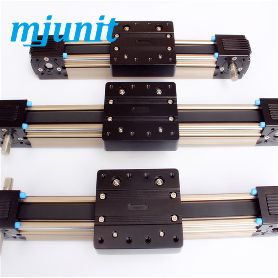 High Precision Linear Guideway Guide Rail electric linear actuator for the furniture ball linear rail guide roller shaft guideway toothed belt driven
