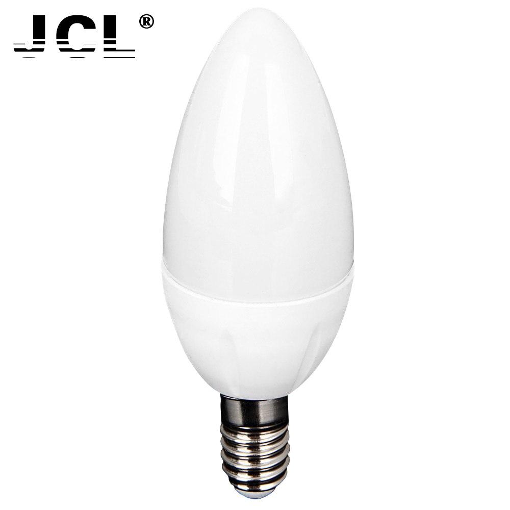 Lampada E14 LED Lamp 220V 3W SMD 2835 ampolletas Bombillas LED Candle Light B...