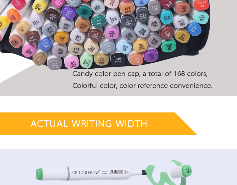 design markers