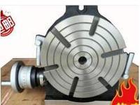 HV10 диаметр 250 мм вертикальные и горизонтальные двойного назначения фрезерный станок горизонтальный и вертикальный ротационный стол Высока