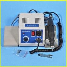 Стоматологическая лаборатория, электронная Полировочная машина N3 + 35K об/мин, ручной инструмент Saeyang