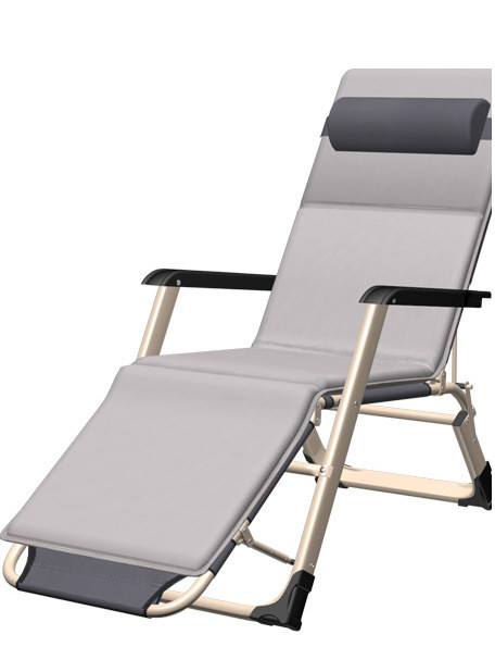 4 in1 Outdoor Reclining Chair 2s Folding Beach Chairs Portable Camping Bed Lodging Bed for Pregnant Woman Backrest Adjustable