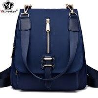 Fashion Women Waterproof Oxford Backpack Anti Theft Backpack Female Large Backpacks Shoulder Bag Brand Big School Bags for Girls
