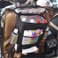 Универсальный Автокресло Вернуться Storag Сумки Боковой Задний Багажник Авто Автокресло Организатор Multi-карманный Путешествия Организатор Вешалка назад