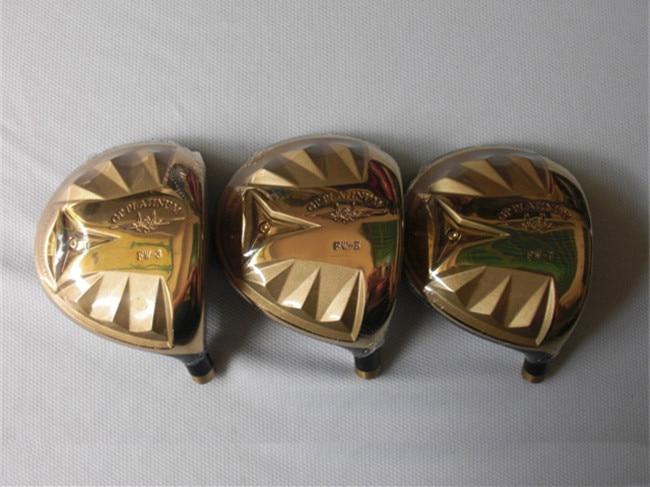 Brand New GP Platinum Fairway Wood GP Platinum Golf Fairway Golf Clubs 3 5 7 R