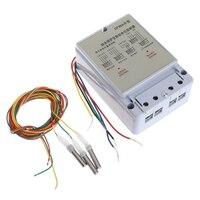 DF96A/B Automatische Wasserstand Controller Pumpe Zisterne Flüssigkeit Schalter 220V w sonde #0616-in Durchfluss-Sensoren aus Werkzeug bei