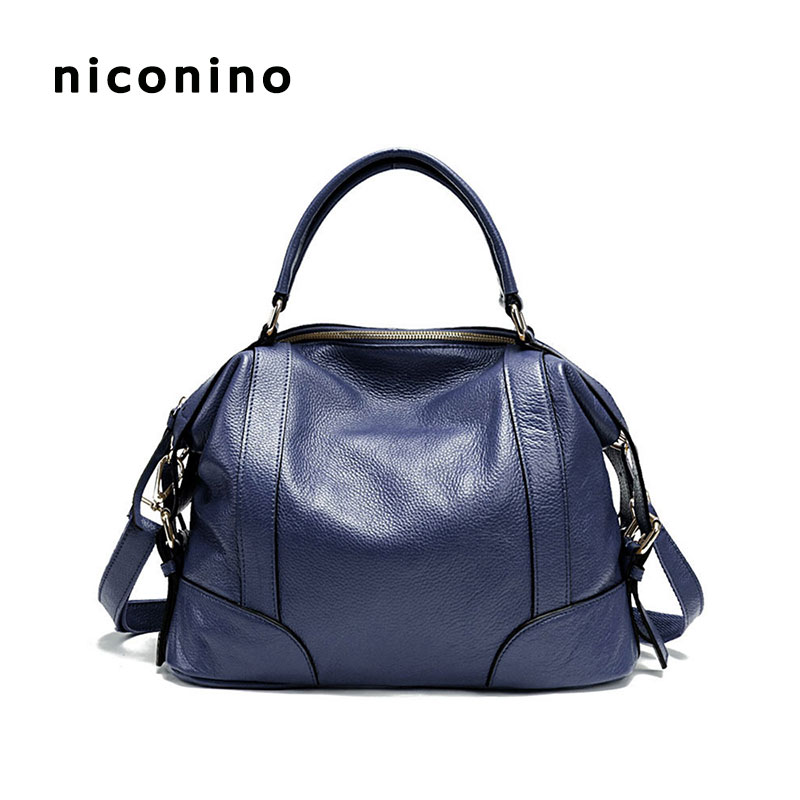 Genuine leather bag luxury handbags women bags designer high quality ladies  cross body bags real leather tote bag - aliexpress.com - imall.com ebfb7c128e3ed